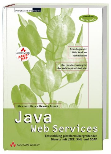 Java Web Services (Programmer's Choice)