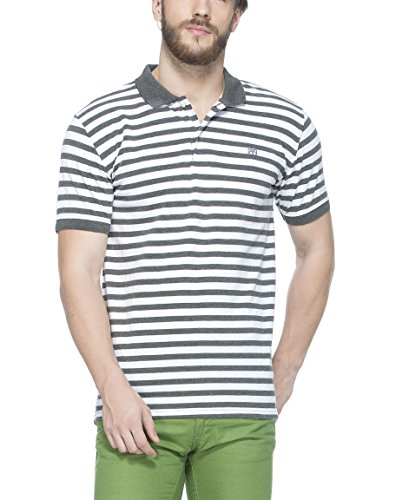 Tinted Mens Cotton Blend Polo T Shirt