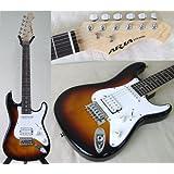 【ケース付】Aria ProII/アリアプロ2 STG-MiniG/3TS ショートスケールミニ・エレキギター