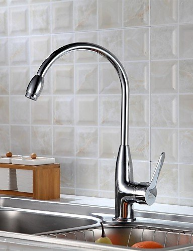 WZL-Delta Kitchen Faucet Contemporary Touch/Touchless Stainl