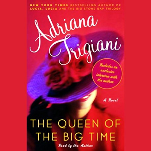 Bargain Audio Book - The Queen of the Big Time