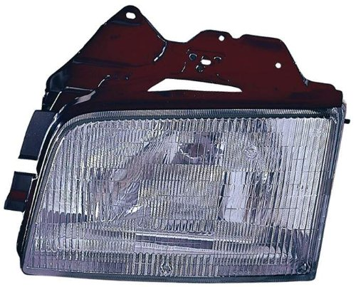 Depo 313-1114L-AS Isuzu Trooper/Acura SLX Driver Side Replacement Headlight Assembly