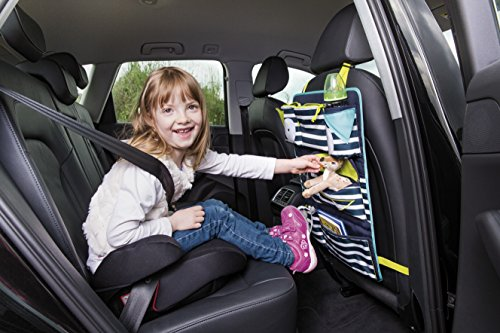 Lassig Kids Car Organizer  Wrap-to-Go Little Monsters Bouncing Bob by Lassig (Image #12)