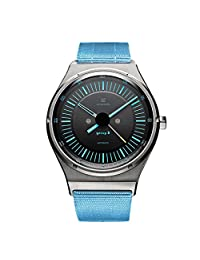 AUTODROMO GROUP B BLUE AUTOMATIC WATCH NEW ORIGINAL