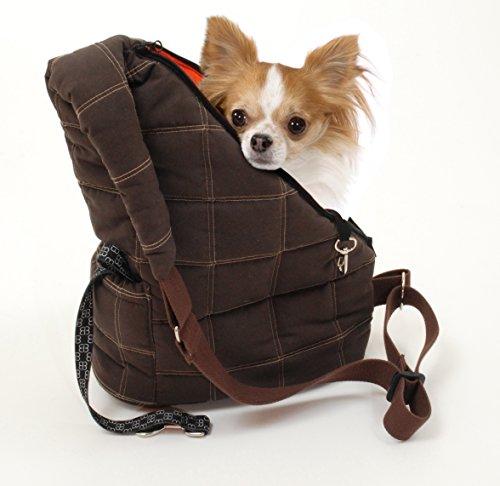 Petego dn52 borsa da trasporto per cani di piccola taglia for Marsupio per cani di piccola taglia