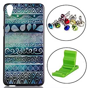 Water Symbols Pattern PC Hard Back Cover Case with by ruishername
