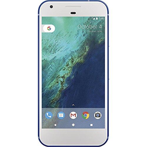 Google Pixel 32GB GSM Unlocked (Certified Refurbished) (Blue)