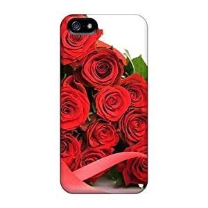 MZqzeDl202qWcaz , Fashionable For Ipod Touch 5 Case Cover CaTropicana Rose