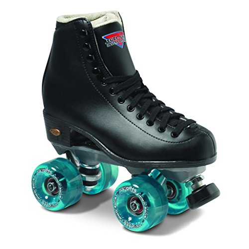 Sure-Grip Fame Motion Roller Skate Package - black sz Kids 2