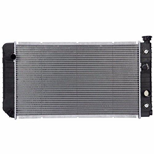 Klimoto Brand New Radiator fits Chevrolet S10 Blazer GMC S15 Jimmy Sonoma Syclone Bravada 4.3L V6 GM3010406 52450021 52450022 52450023 Q681 CU681 RAD681 DPI681