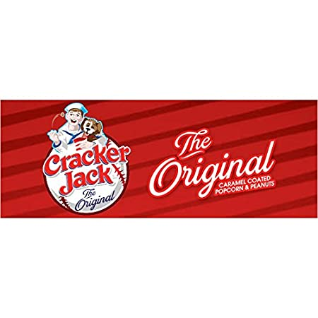 Cracker Jack Original Singles, 1-Ounce Boxes (Pack of 25)