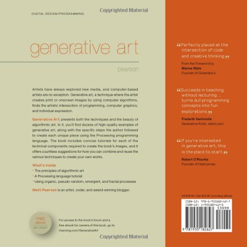 Pdf generative art pearson