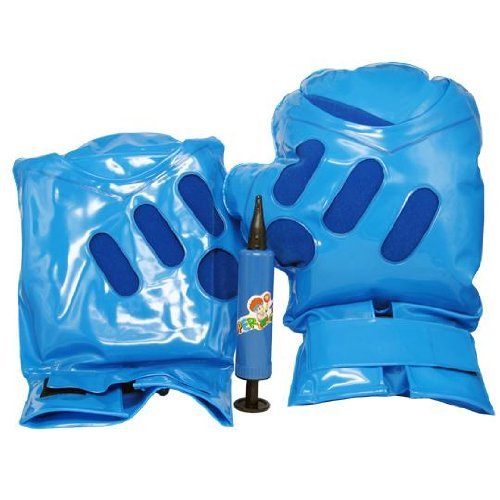 (Inflating Boxing Gloves for Nintendo Wii Sport Game)