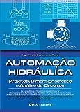 capa de Automação Hidráulica. Projetos, Dimensionamento