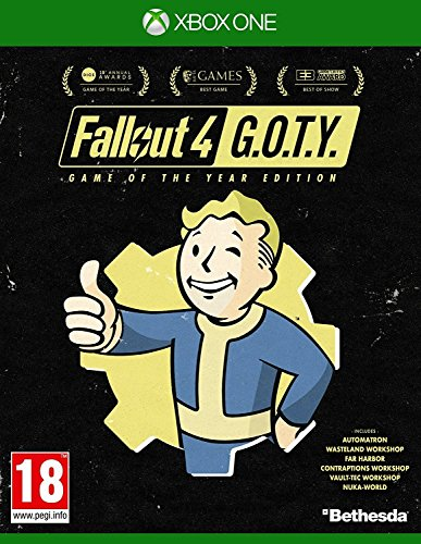 Fallout 4 Game of the Year Edition (Xbox One)