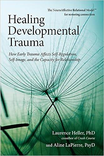 Promoting Self Regulation In First Five >> Healing Developmental Trauma How Early Trauma Affects Self