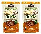 Watusee Foods Chickpea Breadcrumbs 7 oz Bag (Pack of 2)