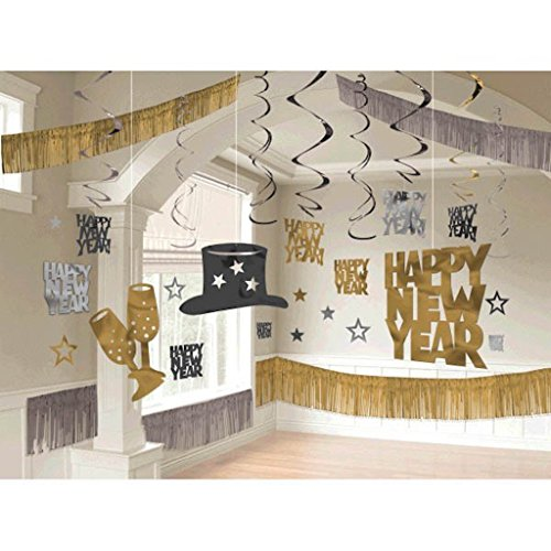 New Year's Giant Decorating Kit