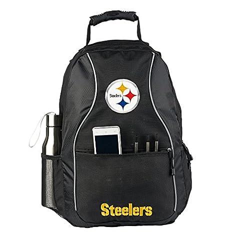NFL Pittsburgh Steelers Phenom Backpack - Pittsburgh Steelers Logo Nylon