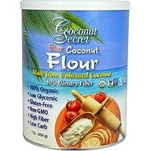 Coconut Secret Organic Raw Coconut Flour -- 1 lb - 2 pc
