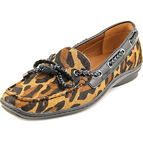 Donald J Pliner Lacey Loafers Naturel / Zwart Naturel / Zwart