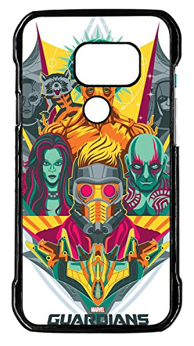 Galaxy S7 Active Case,Ukiyya Guardians Of The Galaxy Premium Design Heavy Duty Defender Dual Layer Protector Hybrid Case for Samsung Galaxy S7 Active (Guardians Of The Galaxy For Sale)