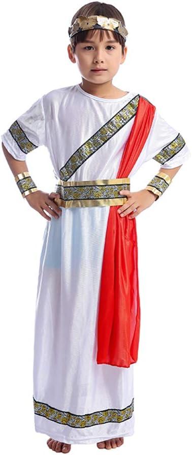 Toyvian - Disfraz de Romano para niños y niñas con temática de ...