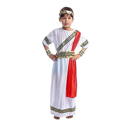 Toyvian - Disfraz de Romano para niños y niñas con temática ...