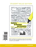 img - for Statistics for Business and Economics, Student Value Edition (8th Edition) book / textbook / text book