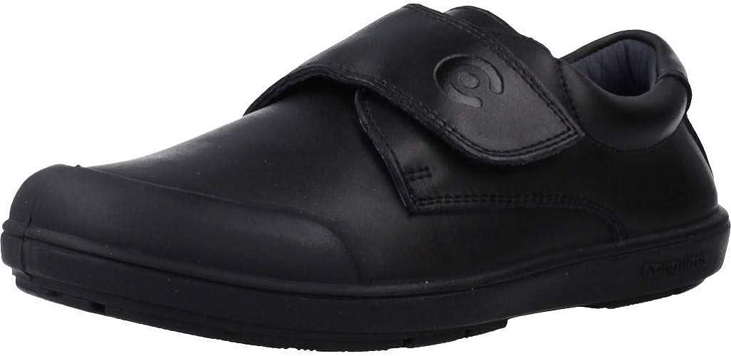 Conguitos Colegiales Niño Piel Lavable - Zapatos para niños