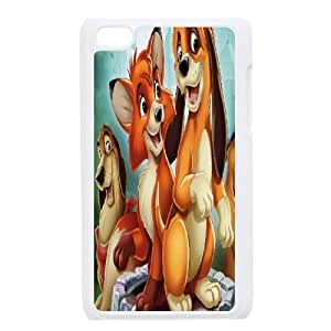 The Fox and the Hound for Ipod Touch 4 Phone Case 8SS460504