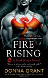 Fire Rising: A Dragon Romance (Dark Kings) by  Donna Grant in stock, buy online here