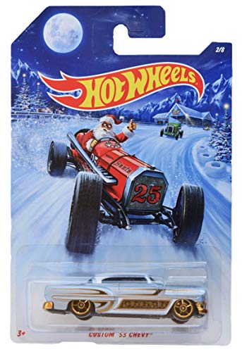Hot Wheels Holiday Hot Rods Custom '53 Chevy 2/8, Blue