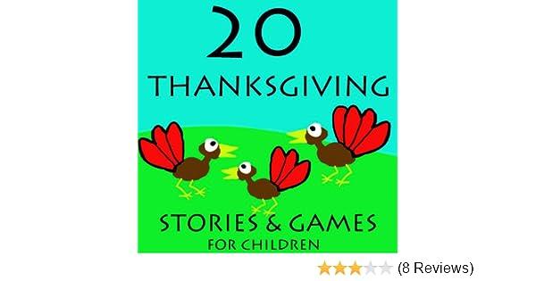 20 Thanksgiving Stories for Children (Great for Beginner Readers ...