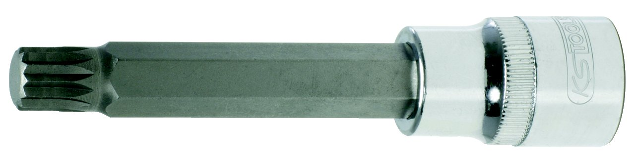KS TOOLS 918.1695 Douille Tournevis ZXN L.110mm M12 4042146131695
