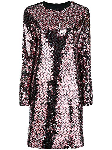 MCQ by Alexander McQueen Women's 519273Rlf355764 Multicolor Polyamide Dress