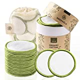 Greenzla Reusable Makeup Remover Pads