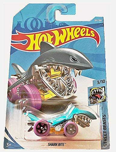 hot wheels shark toy - 9