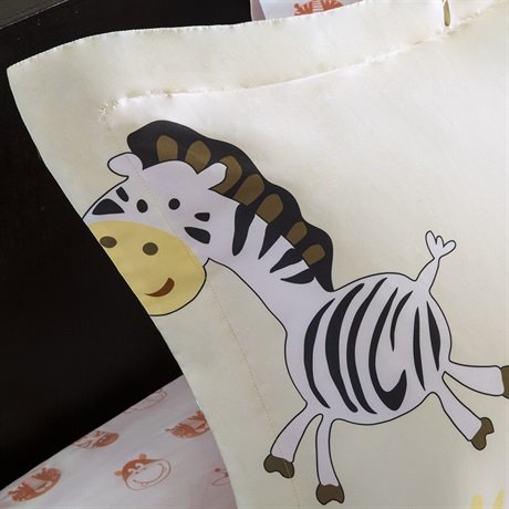 Mi Zone Kids Safari Sam Twin Kids Comforter Sets