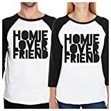 Best 365 Printing Friend Matching Gifts - 365 Printing Homie Lover Friend Cute Matching Baseball Review