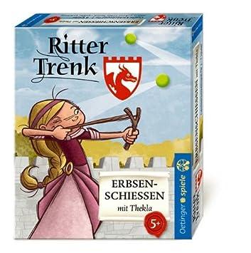 Sonstige Ritter Trenk Kartenspiel mit Zaubertricks Kirsten Boie Spiel Deutsch 2014 Kartenspiele