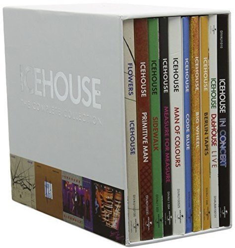 Icehouse: 40th Anniversary Box Set (PAL Region 0) by Universal