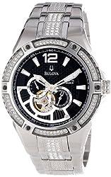 Bulova Men's 98A128 Self-Winding Mechanical Watch