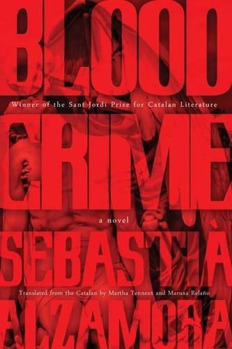 Image of Blood Crime