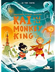 Kai and the Monkey King: Brownstone's Mythical Collection 3