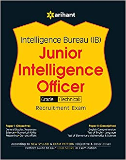 Buy intelligence bureau ib junior intelligence officer recruitment buy intelligence bureau ib junior intelligence officer recruitment officer book online at low prices in india intelligence bureau ib junior fandeluxe Image collections