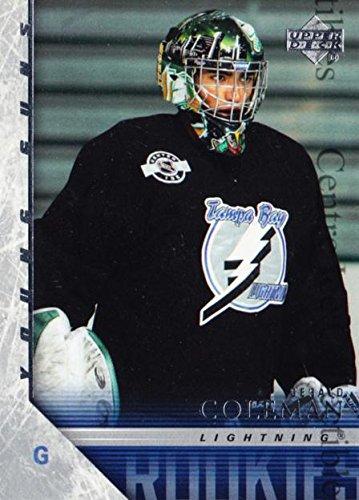 (CI) Gerald Coleman Hockey Card 2005-06 Upper Deck (base) 480 Gerald Coleman