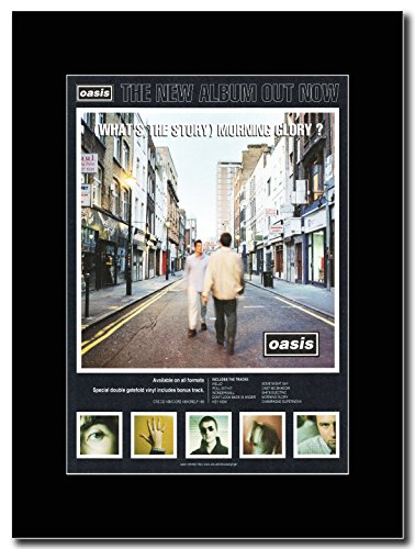 oasis poster morning glory buyer's guide
