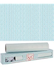 "Scentennials Baby Original Blue with Teddy Bear Scented Fragrant Shelf & Drawer Liners 13"" x 22"" - Great for Nursery Dresser, Bathroom, Vanity & Linen Closet"