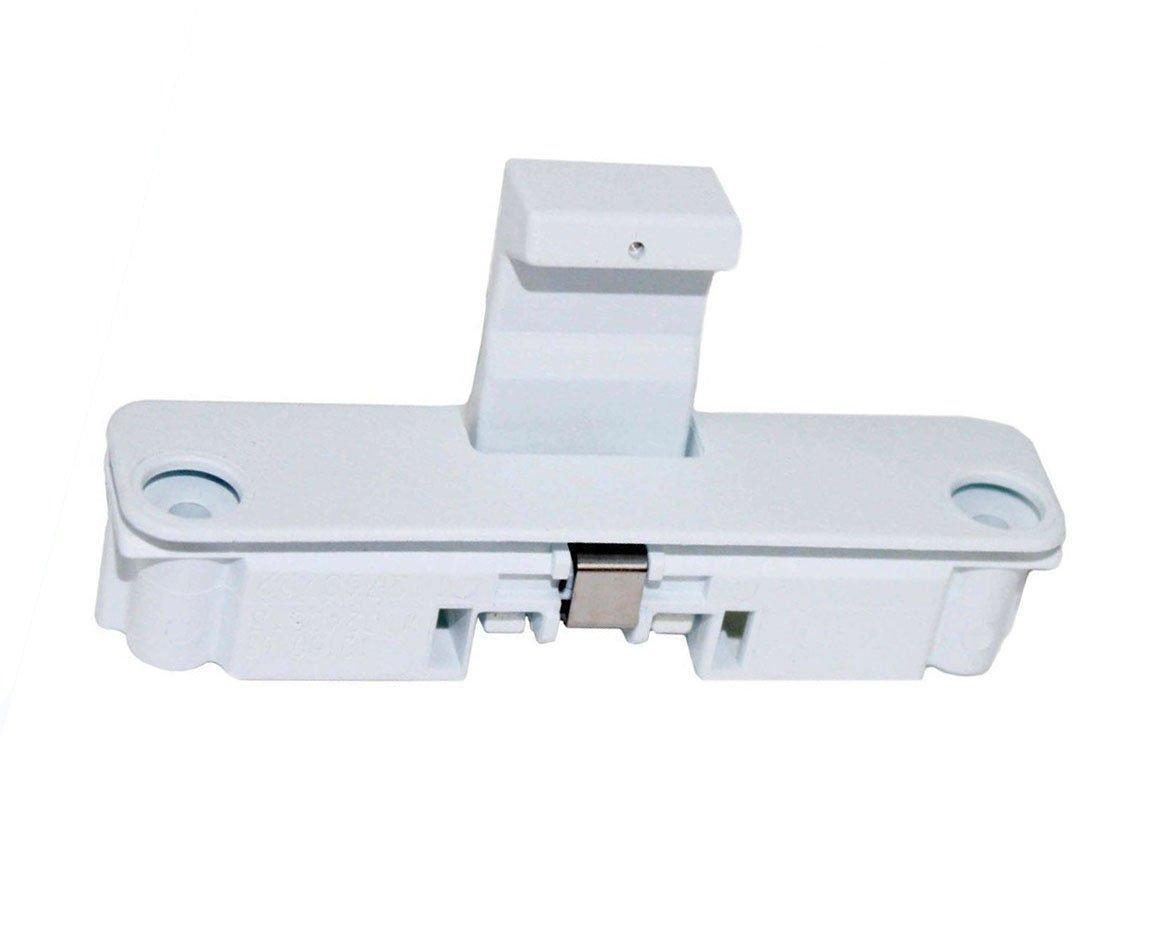 Podoy White Washer Door Strike Lid Lock Strike for Whirlpool W10240513